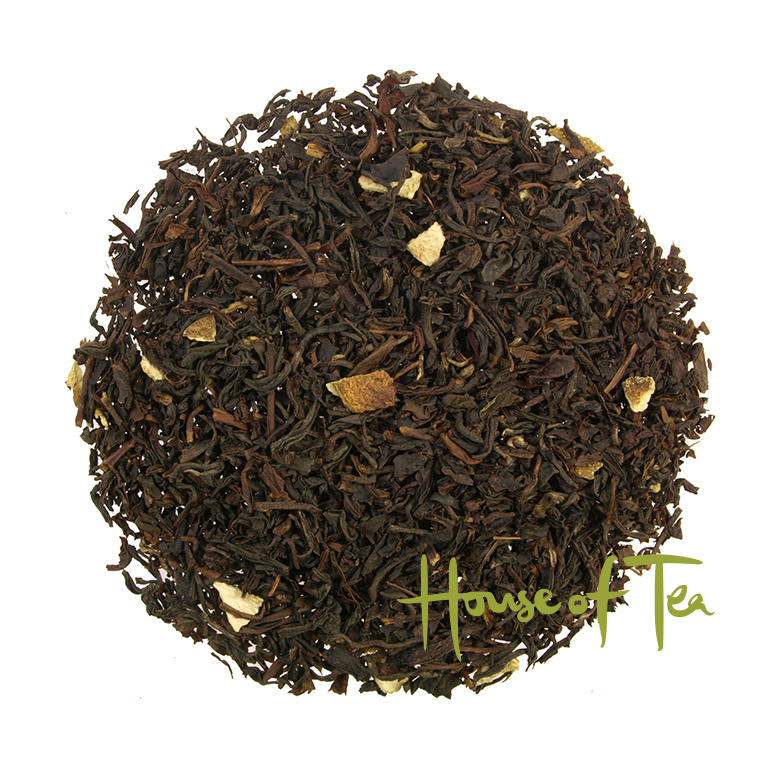 Black Tea Orange Organic 70 gram
