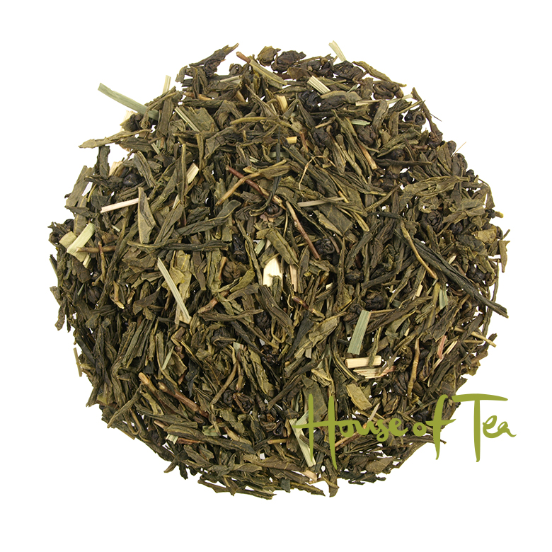 Green Tea Citrus Organic 70 gram