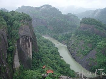 Wu Yi Bergen i Kina